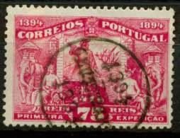 #14-03-01862 - Portugal - 1894 - SG 320 - US - QUALITY:60% - Anniv Of Prince Henri The Navigator - Usado