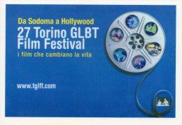[DC1604] CARTOLINEA - CINEMA ITALIANO - 27° TORINO FILM FESTIVAL - Cinema