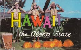 P4204 Hawaii The Aloha State 14 Viwes   USA   Front/back Image - Big Island Of Hawaii