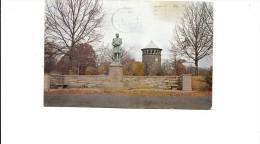 P4194 Wilmington Delaware Admiral Du Pont Monument USA   Front/back Image - Autres