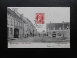 CPA - BELGIQUE : ROUSBRUGGE - Rue De Bergues - Sonstige
