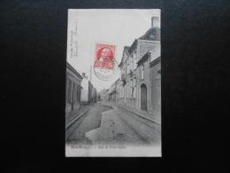 CPA - BELGIQUE : ROUSBRUGGE - Rue De Poperinghe - Sonstige