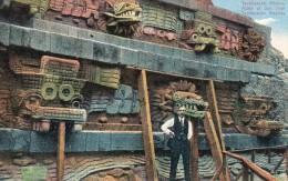 TEOLIHUACAN - Mexique - Ruines De San Juan. - Mexico