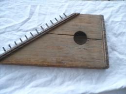 Cithare 15 Cordes - Instrumentos De Música
