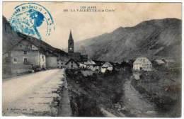 La Vachette Et La Clarée (cachet Militaire) - Autres Communes
