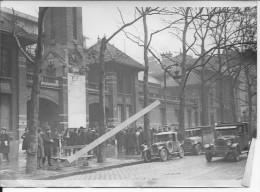 Paris 25/01/1930 Congrès National De La SFIO 1 Photo Parti Socialiste Politique - Places