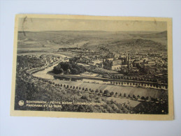 AK / Bildpostkarte Echternach - Petite Suisse Luxembourgeoise. Panorama Et La Sure. Verlag E.A. Schaack - Echternach