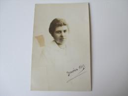 AK / Bildpostkarte Luxembourg 1917 Portrait Stempel:Überwachungst. Des VIII. Armeekorps Freigegeben Trier - Ansichtskarten