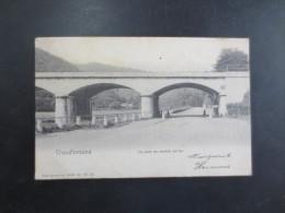 Chaudfontaine   Le Pont Du Chemin De Fer - Belgium