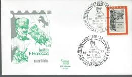 LUGO-55° SACRIFICIO F. BARACCA- 50°  AERONAUTICA- 24-6-1973 - Non Classificati