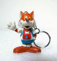 Porte-clés : Figurine LEONARD - (5cm) - Other