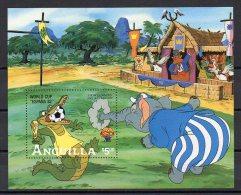 Anguilla 1982 _ Mi BL 45 - FIFA Spain 1982 , Football Soccer - MNH ** - World Cup