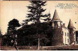 """Poiré Sur Vie   95        """"La Métairie"""". Château... ( Côté Sud Et Ouest ) - Poiré-sur-Vie"""