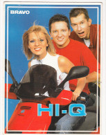 HI-Q Romanian Music Band Fan Card 64 - Muziek En Musicus