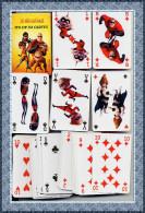 Jeu De 54 Cartes Disney / Le Journal De Mickey : LES INDESTRUCTIBLES - Disney
