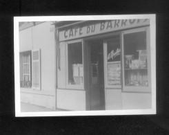 Photo Originale Bar Le Duc - Cafe Du Barrois Rue De Veel ( Propr. A. Rouillier ) - Bar Le Duc