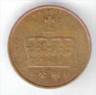 NORVEGIA 50 ORE 1996 - Norvegia