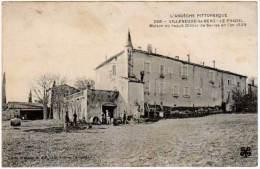 Villeneuve De Berg - Le Pradel - Maison Où Naquit Olivier De Serres ... - France