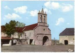 Mézilhac - L'église - France