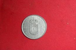 "5 Francs ""Congo Belge"" De 1958 En TTB+ - Other"