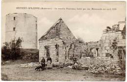 Sévigny Waleppe - Le Moulin Yverneau Brûlé Par Les Allemands ... - France