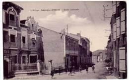 Laroque D'Olmes - Route Nationale - France