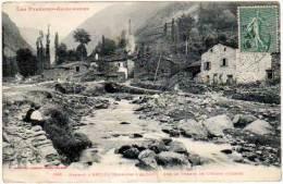 Hameau D'Artiès (commune D'Auzat) - Sur Le Chemin De L'étang D'Izourt - France
