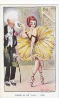 $3- 2984 - Illustratore VanDock - Van Dock -  Pubblicitaria Ciprie Viset  - F.p. Non Viaggiata - Illustratori & Fotografie