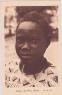 AFRIQUE, AOF, Mission Des Pères Blancs, Visage - Postcards