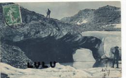 Alpinistes , Glacier Renaud , Grotte De Glace ( Savoie ) - Alpinisme