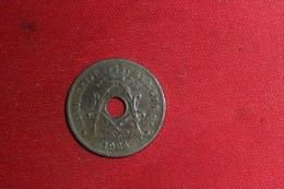 Monnaie De Belgique / 10 Ctmes 1924 En TTB - 1934-1945: Leopoldo III
