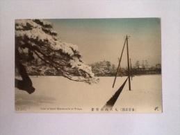 VIEW OF SNOW MARUNOUCHI AT TOKIO NON VIAGGIATA - Tokyo