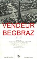 MENU AIR FRANCE 1956    PARIS ALGER    AVIATION - Menus