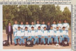 Calcio Squadra Di Calcio Prati Roma  Con Calendario 1989 - Calcio