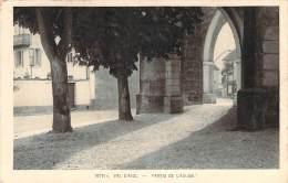 88 - Val-d'Ajol - Parvis De L'Eglise - Francia