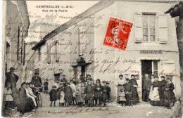 XAINTRAILLES - Rue De La Poste  (66693) - Other Municipalities