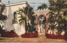 TUNISIE LA MARSA LA RESIDENCE CPA NO 1 COLORISEE - Tunisia