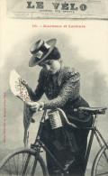 CPA (theme  Cyclisme B15)     CYCLISME (journal Le Velo) - Cyclisme