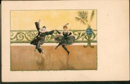 Série M. Vienne -  Couple Dansant   N° 147 - Unclassified