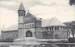 Vermont Burlington Billings Library University Of Vermont Albertype - Burlington