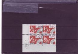 N°195 - PREO - 1,69 OCTOBRE - Les 4 Saisons - 2.02.1987 - - Vorausentwertungen