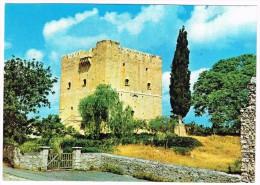 M2088 Cyprus - Kolossi Tower - South East View / Non Viaggiata - Cipro