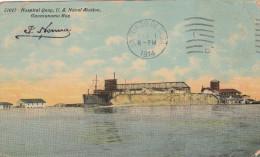 Santiago De Cuba Hospital Quay,Naval Station, Guantanamo - Cartoline