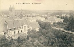 Habay-la-Neuve - A Vol D´oiseau - 1918 (  Voir Verso ) - Habay