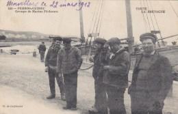 PERROS - GUIREC : Marins Pêcheurs - - Perros-Guirec