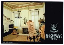 M2092 Carrara San Giorgio (Padova) - Castello Di San Pelagio / Non Viaggiata - Other Cities