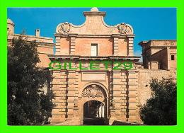 MALTE- MALTA - MDINA GATE -  PERFECTA ADVERTISING LTD - - Malte