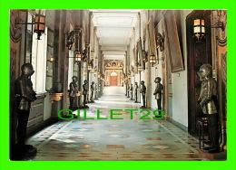 MALTE- MALTA - VALLETTA, THE ARMOURY CORRIDOR - THE PALACE OF THE GRAND MASTER  -  PERFECTA ADVERTISING LTD - - Malte