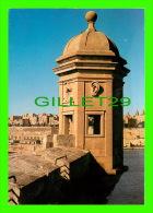 MALTE- MALTA - SENGLEA, GARDIOLA, LOOK OUT POST FORT ST MICHAEL -  PERFECTA ADVERTISING LTD - - Malte