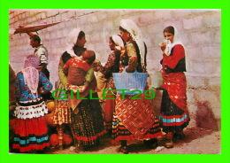 MAZANDERAN, IRAN - FEW WOMEN IN LOCAL COSTUME - TABANFAR - - Iran
